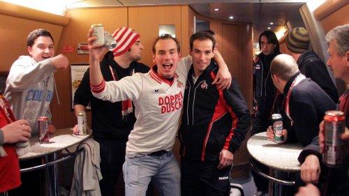 Schweizer Bahn baut Waggons für Fußballfans
