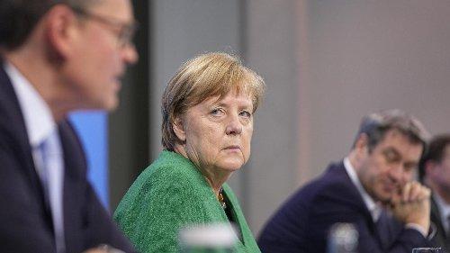 Merkel und die Ministerpräsidenten haben ein Zahlen-Problem