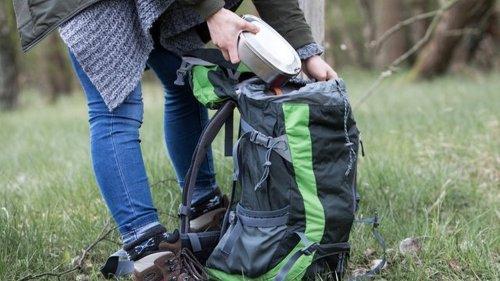 Kein Traubenzucker - Snacks beim Wandern: Das eignet sich für die Brotzeit