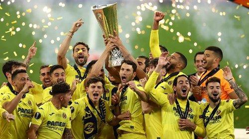 """Europa League - """"Stolz aufs Projekt"""": Emery triumphiert auch mit Villarreal"""