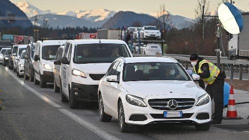 Corona-News: Bayern und Österreich öffnen Grenze für Besuche