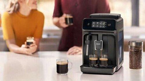 Testsieger-Kaffeevollautomat von Philips zum Spitzenpreis