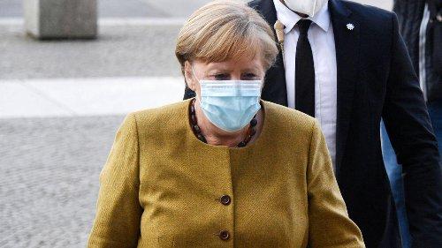 Kanzlerin Merkel verkündet Deutschlands Klimaziel