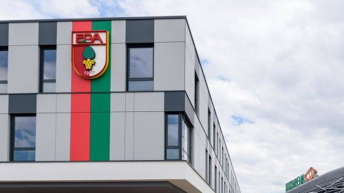 Bundesliga: Schwarzarbeit-Razzia beim FC Augsburg