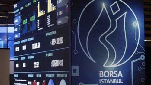 Borsa, günü yüzde 1,10 yükselişle kapattı