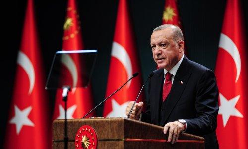 Erdoğan: 15 Temmuz'da hain FETÖ'cüler tarafından bombalanan yüce Meclisimiz, milli iradenin tecelligahı olarak ilelebet varlığını sürdürmeye devam edecek