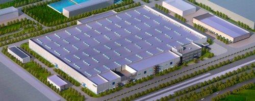 Volkswagen startet Bau einer eigenen Batteriefabrik in China