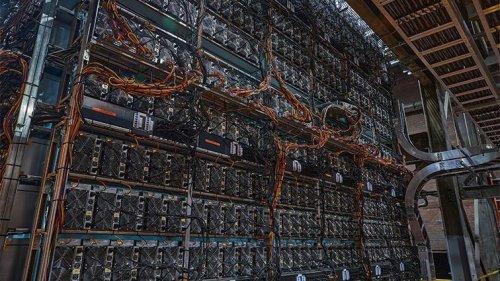 Krypto-Kraftwerk produziert Bitcoin für 45 Millionen Dollar statt Strom für Zehntausende