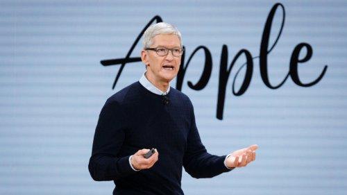 Tim Cook poltert in Memo: Wer Interna leakt, gehört nicht zu Apple
