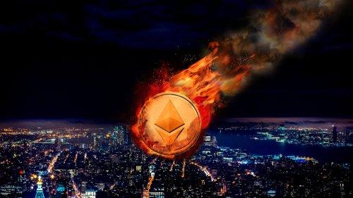 Ethereum: 23,6 Millionen Dollar Gebühr für eine Transaktion im Wert von 100.000