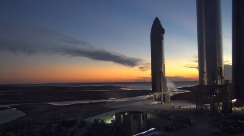 SpaceX: Cineastisches Video zeigt jüngsten Test des Raptor-Triebwerks