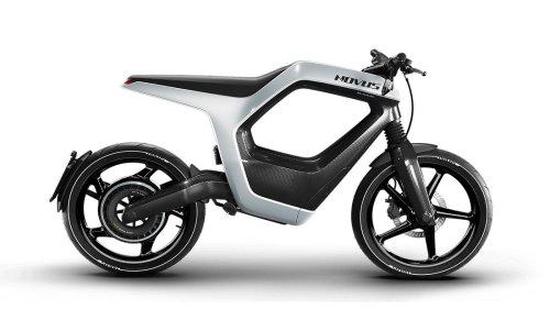 Jetzt bei DHDL: Das innovative E-Motorrad Novus aus Braunschweig