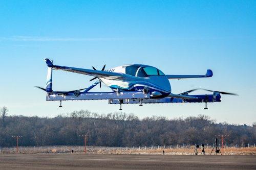 Mit dem autonomen Flugtaxi von A nach B – wann wird es so weit sein?