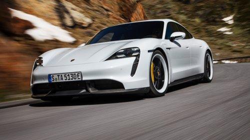 Porsche: Stromer Taycan stellt Klassiker 911 in den Schatten