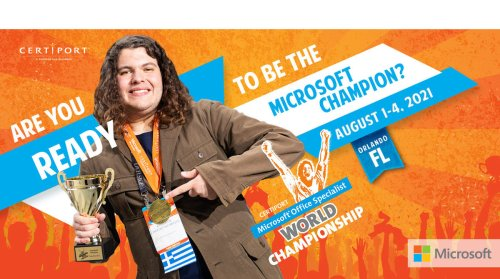 Kein Witz! Es gibt eine Excel-Weltmeisterschaft mit Preisgeld und allem Drum und Dran