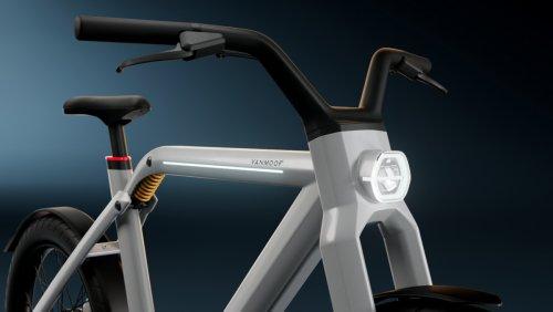 Vanmoof V: Neues High-Speed-Bike soll bis zu 50 km/h fahren