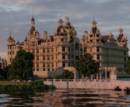 Minecraft: Diese Community baut Deutschland 1:1 nach