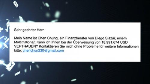 Mail-Betrug und Fake-SMS erkennen: So klappt's