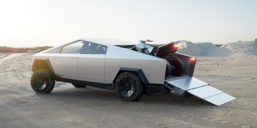 Neues vom Tesla Cyberquad: Elon Musk verspricht supersicheres Vierrad-ATV
