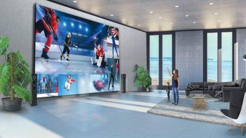 Luxus meets High-End: Dieses Smart-TV von LG kostet 1,4 Millionen Euro
