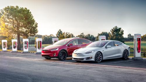 Tesla plant 55 neue Supercharger-Standorte in Deutschland