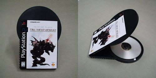 Altes Design: So sollten die Verpackungen von PS2-Games ursprünglich aussehen