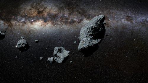 Bergbau im All: Dieser Asteroid könnte Rohstoffe im Wert von 11 Billionen Dollar enthalten