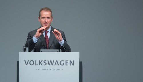 VW-Chef Diess sagt nach Kritik USA-Reise ab und bleibt in Wolfsburg