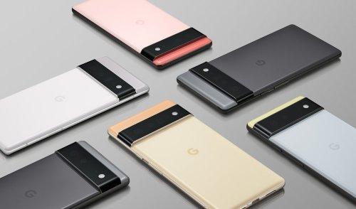 Pixel 6 und 6 Pro: Google kündigt erste Details seiner High-End-Smartphones mit eigenem Tensor-SoC an