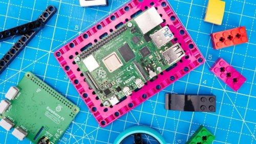 Raspberry Pi: Neue Erweiterung verbindet den Bastelrechner mit Lego-Motoren