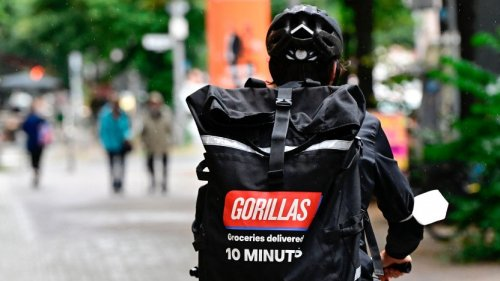 Gorillas soll Fahrer:innen von Sozialversicherung ab und nicht wieder angemeldet haben