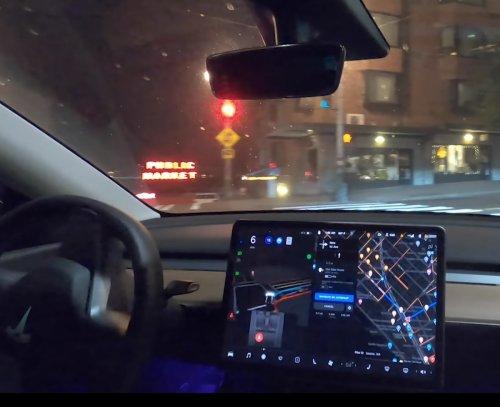 MIT-Studie: Teslafahrer sind bei aktivem Autopiloten unaufmerksam