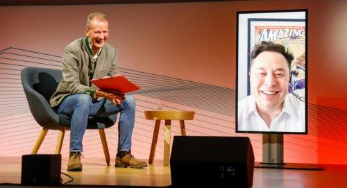 VW-Chef Diess schwört Top-Manager auf Tesla-Wettbewerb ein – mithilfe von Elon Musk