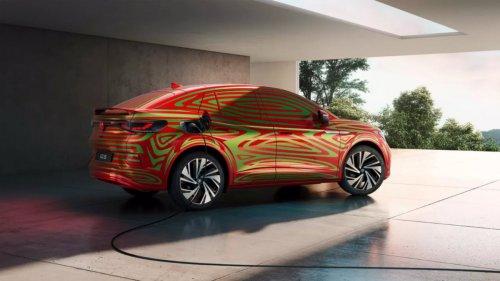 Für etwa 47.000 Euro: VW ID 5 kommt im ersten Halbjahr 2022