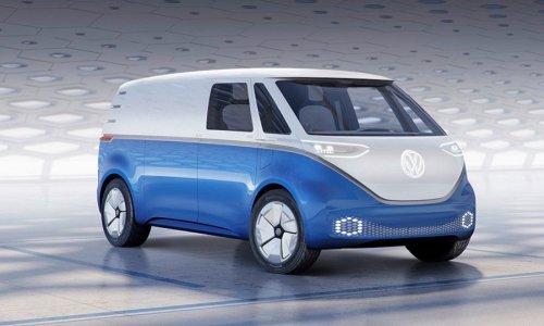 ID Buzz: E-Bulli von VW soll in drei Versionen kommen – und autonom fahren