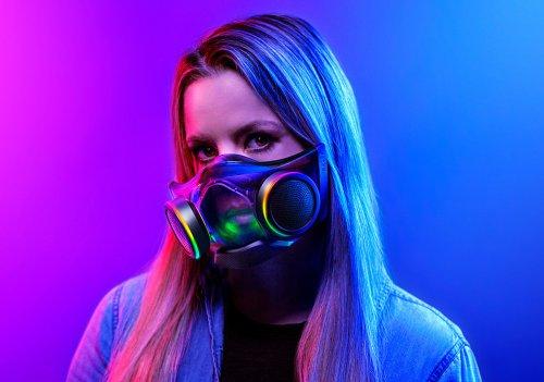 """""""Die Zukunft atmen"""" – Razer bringt Atemschutzmaske Zephyr auf den Markt"""