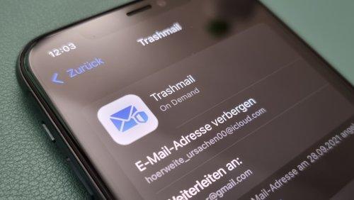 iOS 15 lässt euch Wegwerf-Mail-Adressen auf dem iPhone einrichten – so geht's