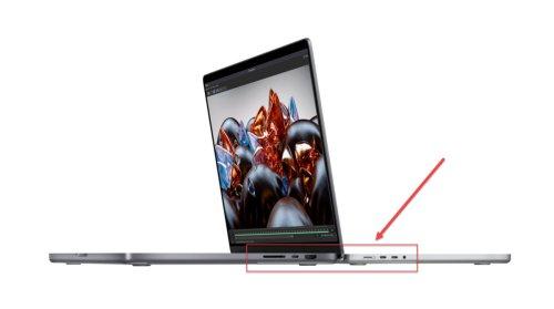 Macbook Pro: Magsafe, HDMI und SD-Slot feiern ein Comeback