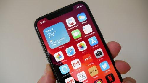 Wisch und weg: So einfach könnt ihr Apps vom iPhone löschen