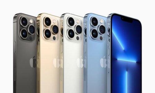 Chipmangel: Apple muss iPhone-13-Produktion um 10 Millionen Stück zurückfahren