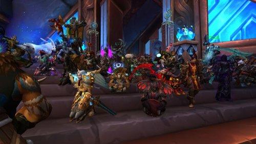 Blizzard-Spieler protestieren in World of Warcraft gegen sexuelle Übergriffe
