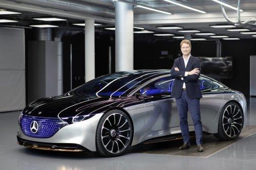 Elektromobilität: Daimler-Chef bestätigt Stellenabbau bei Mercedes-Benz