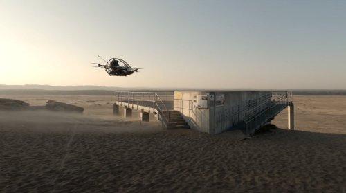 Einsitzer Jetson One: Futuristisches Fluggerät offiziell am Markt erhältlich