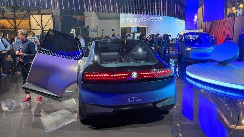 """BMW: Plattform """"Neue Klasse"""" startet 2025 mit 3er-Pendant"""