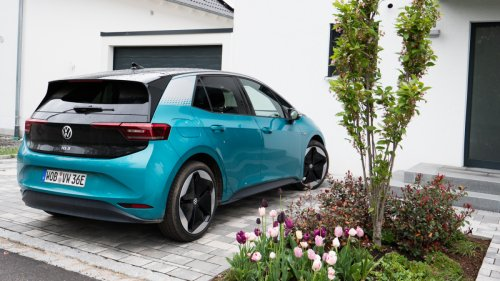 Jeder sechste Elektrowagen weltweit kommt von deutschen Autobauern
