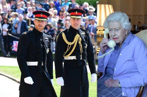 Queen spricht ein Machtwort: Prinz Harry bleibt peinlicher Auftritt erspart