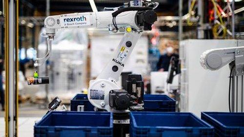 Wie innovativ ist die deutsche Industrie?