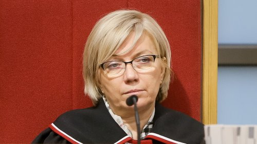 PiS-Handlangerin am Verfassungsgericht?