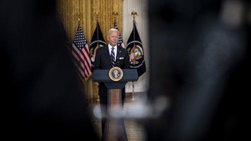 Biden demontiert sich und Amerikas Zukunft