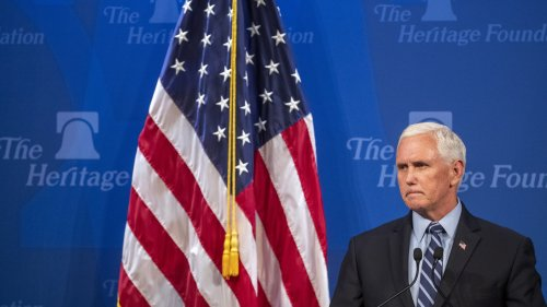 Der tiefe Fall des Mike Pence
